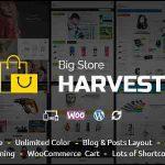 [Get] Harvest v2.1 – Multipurpose WooCommerce Theme