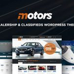[Get] Motors v2.6 : Automotive, Car, Vehicle Dealerships & Classifieds WordPress Theme