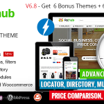 [Get] REHub v6.8.1 – Directory, Shop, Coupon, Affiliate Theme