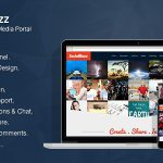 [Get] SocialBuzz v1.3 – Ultimate Social Media Portal PHP Script