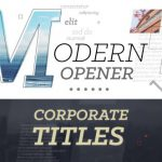 [Get] VideoHive Modern Opener Corporate Titles 17381530