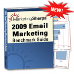 [GET] The 2009 Email Marketing Benchmark Guide – Worth $397 (ebook)
