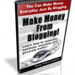 [Get] Make Money from Blogging videos