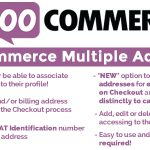 [GET] – WooCommerce Multiple Customer Addresses v7.9