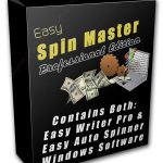 [GET] Easy SpinMaster Pro Article Spinner – Includes Key