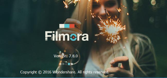 Wondershare Filmora 8.0.0.12