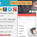 Get UserPro Lastest Nulled Free Download