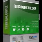 Get RA BackLink Checker 1.1