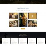 Grace Church – Charity & Church Bootstrap PSD Template by webstrot Menu Cart