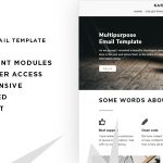 Stella – 80+ Modules – Responsive Email + StampReady Builder & Mailchimp Editor by ThemesCode Menu Cart