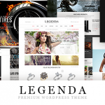 [Get] Legenda v2.7 – Responsive Multi-Purpose WordPress Theme