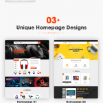 HiTheme – Wonderful Responsive PrestaShop 1.7 Theme Menu Cart