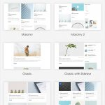 Nemo – Creative Blog WordPress Theme Menu Cart