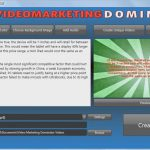 [GET] Video Marketing Dominator Pro – Generate over $5,000 with Just A Few Clicks