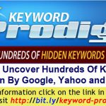 [GET] Keyword Prodigy – Save hours of keyword research time !