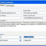 [GET] Directory Power Submitter – Completely automated advertising solution will try it