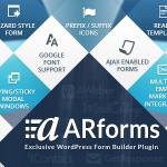 [Get] ARForms v2.7.8: WordPress Form Builder Plugin