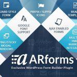[Get] ARForms v2.7.6: WordPress Form Builder Plugin