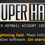 [GET] SUPERHAC — Super Hotmail Account Creator