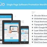 [Get] App Mojo v2.3 – Responsive Single Page Promotion Theme