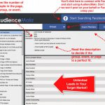 "[GET] AudienceMakr 1.0.2 – Get Directly in Facebook Your Perfect ""Custom Audience"""