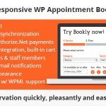 [Get] Bookly v9.1.1 – Responsive Appointment Booking and Scheduling Plugin