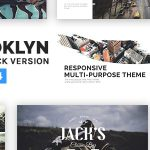 [Get] Brooklyn v4.2 – Responsive Multi-Purpose WordPress Theme