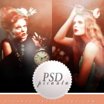 Coloration PSD Tone for Photoshop
