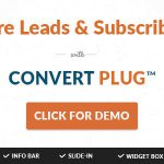 [Get] ConvertPlug v2.3.0 – WordPress Popups Plugin