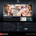 Eyes Care Center PSD Template