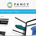 [Get] Fancy Product Designer v3.0.3 – WooCommerce Plugin