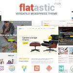 [Get] Flatastic v1.4.9 – Versatile WordPress Theme