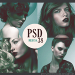 Green Tone PSD Coloration