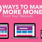 9 'Set and Forget' Ways To Make More Money From Your Website
