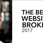 The Best Website Broker of 2017