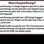 [GET] Keyword Revenge 2.0.0.2 – Google Suggest Keyword Tool