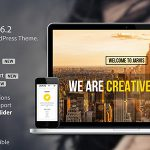 [Get] Jarvis v3.6.1 – Onepage Parallax WordPress Theme