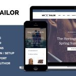 [Get] Mr. Tailor v1.5 – Responsive WooCommerce Theme