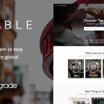 [Get] LISTABLE v1.7.1 – A Friendly Directory WordPress Theme