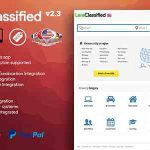 [Get] LaraClassified v2.3 – Geo Classified Ads CMS