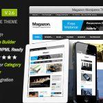 [Get] Magazon v3.0 – Advanced, Responsive WP Magazine Theme