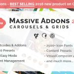 [Get] Massive Addons for Visual Composer – Collections Pack v2.1.1