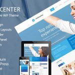 [Get] MediCenter v9.0 – Responsive Medical WordPress Theme