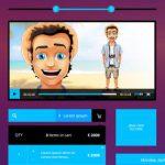 Metro Flat UI Free PSD Set