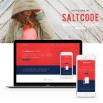 Multipurpose Flat Responsive Free Webpage PSD