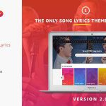 [Get] Muusico v2.5 – Song Lyrics WordPress Theme