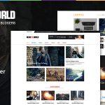 [Get] News24 v1.0 – Responsive WordPress News / Magazine / Newspaper Theme