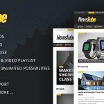 [Get] NewsTube v1.5.1.4 – Magazine Blog & Video