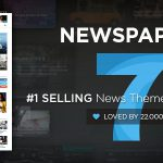 [Get] Newspaper v7.2 – WordPress News Theme