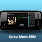 Nokia Xpress Music 5800 PSD